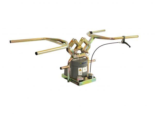 Probst SPEEDY VS-140 Vakuum-Handverlegegerät