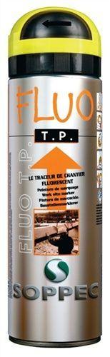 Soppec Fluo TP 12 Stck. 500 ml Dosen Markierspray, Markierfarbe