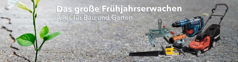 Früjahrserwachen bei Bauportal24h.de