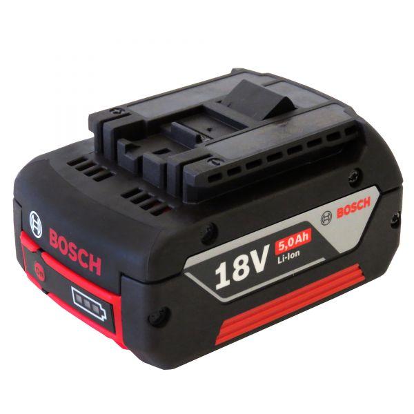 Bosch GBA 18V 5,0Ah Wechsel-Akku Li-Ion Ersatzakku