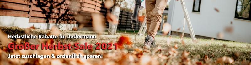 Herbst-Sale bei Bauportal24h