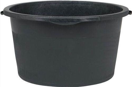 Mörtelkübel Schwarz 65 90 Liter Mörtelwanne Mörtelkasten
