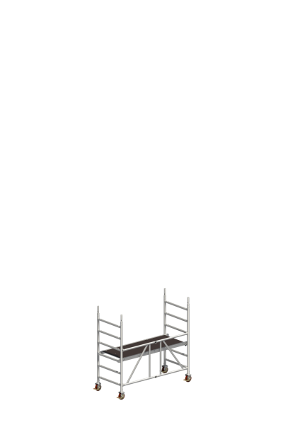 Layher Zifa Fahrgerüst 1406 Gerüsthöhe 1.83 m